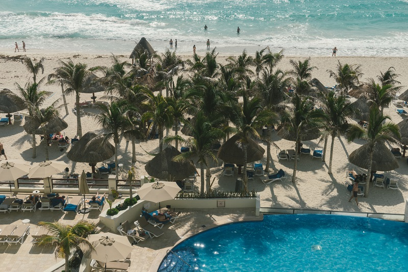 Hotel Nyx Cancun Beachfront Resort Mexico